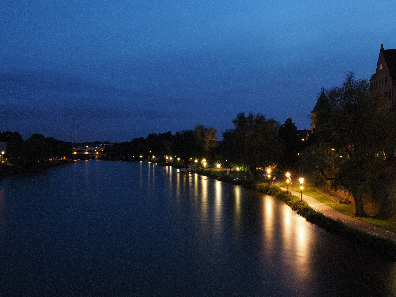 Ulm by night