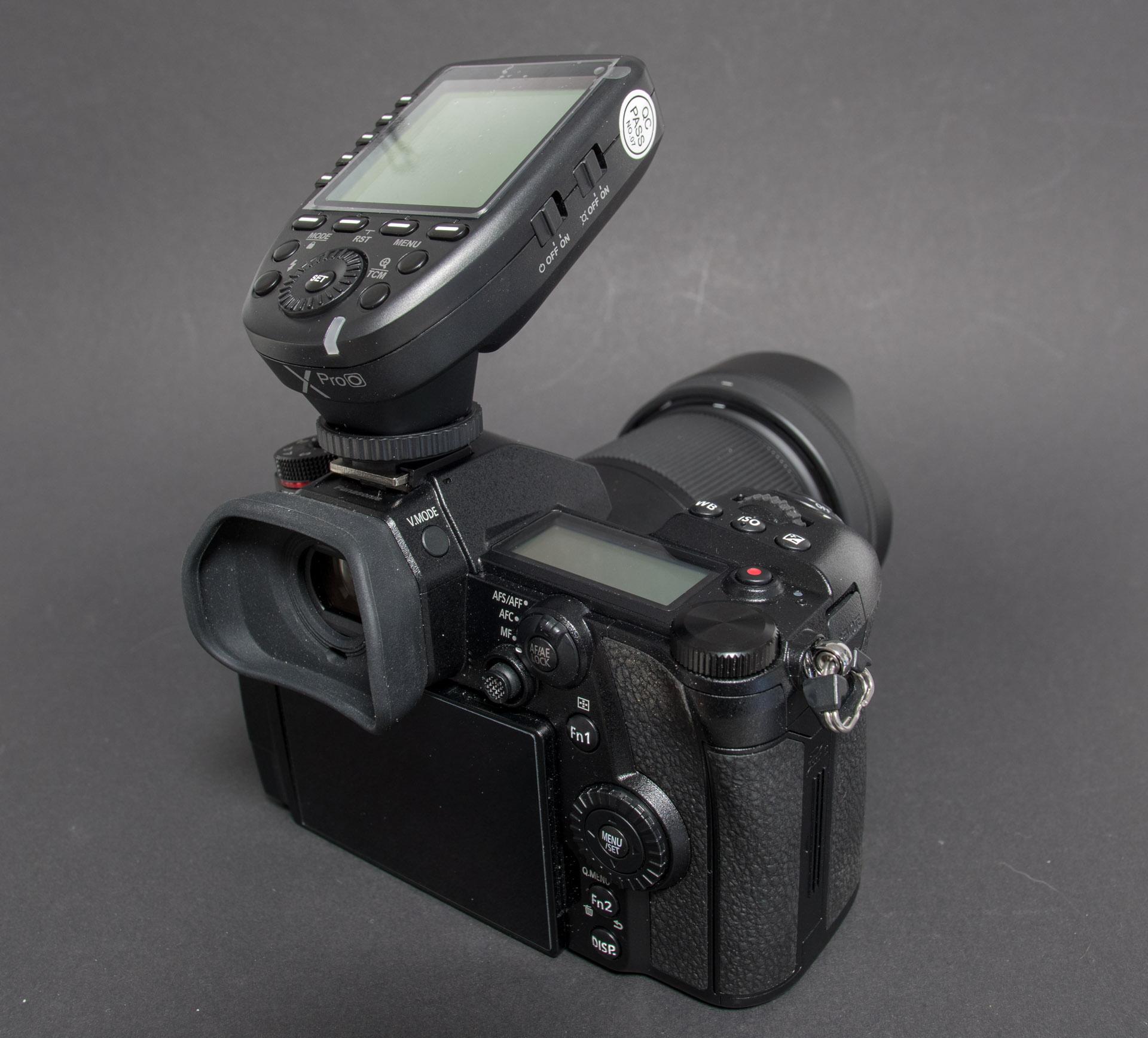 Godox Xpro O Test Und Review Der Perfekte Funkauslser Fotomo Trigger For Canon Vergleich Zwischen X1t