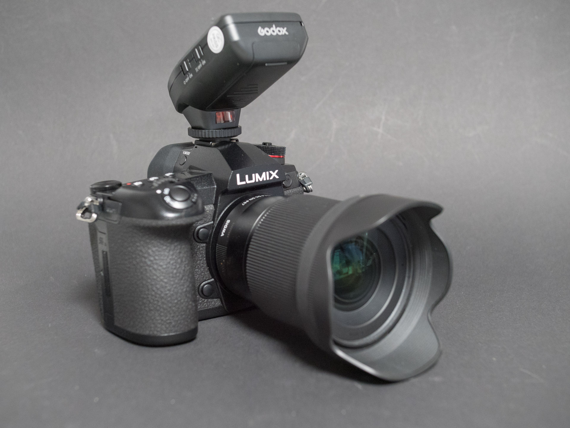 Godox Xpro O Test Und Review Der Perfekte Funkauslser Fotomo Trigger For Canon
